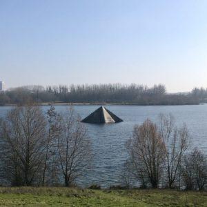 Pyramide Axe majeur Cergy