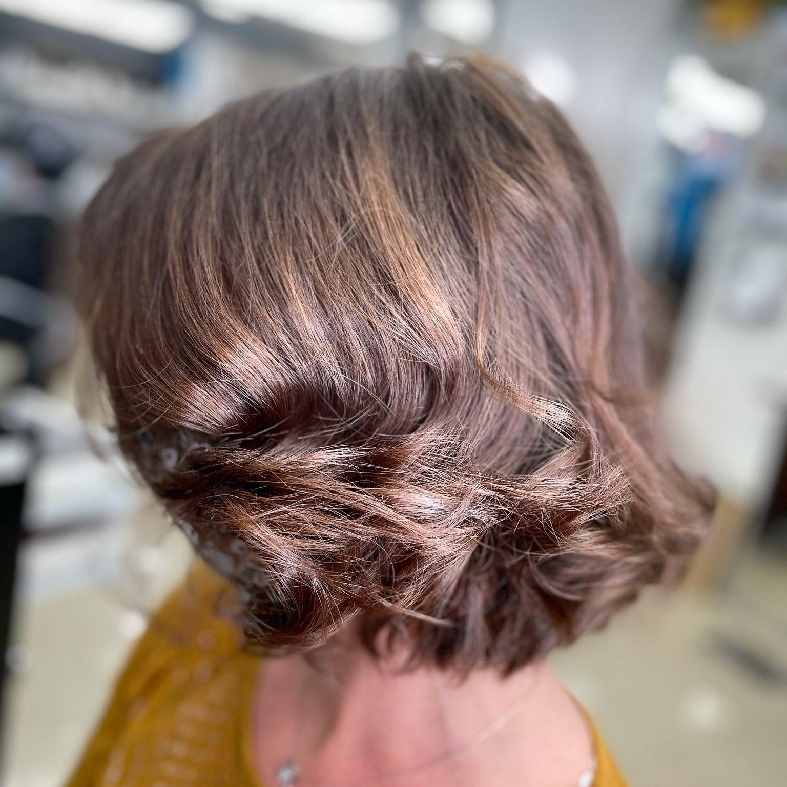 cheveux coloration naturelle